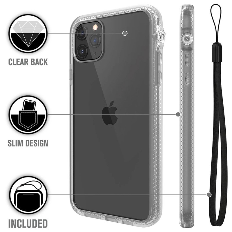 Catalyst Impact Protection Case iPhone 11 Pro Transparant - 2
