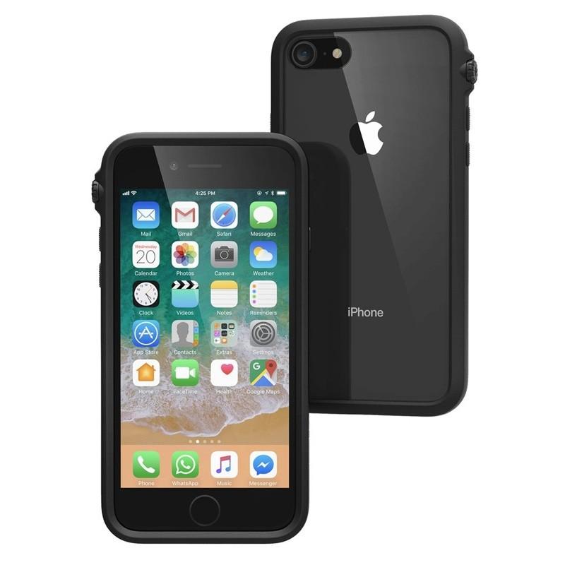 Catayst iPhone 8/7 Impact Protective Case Black - 1