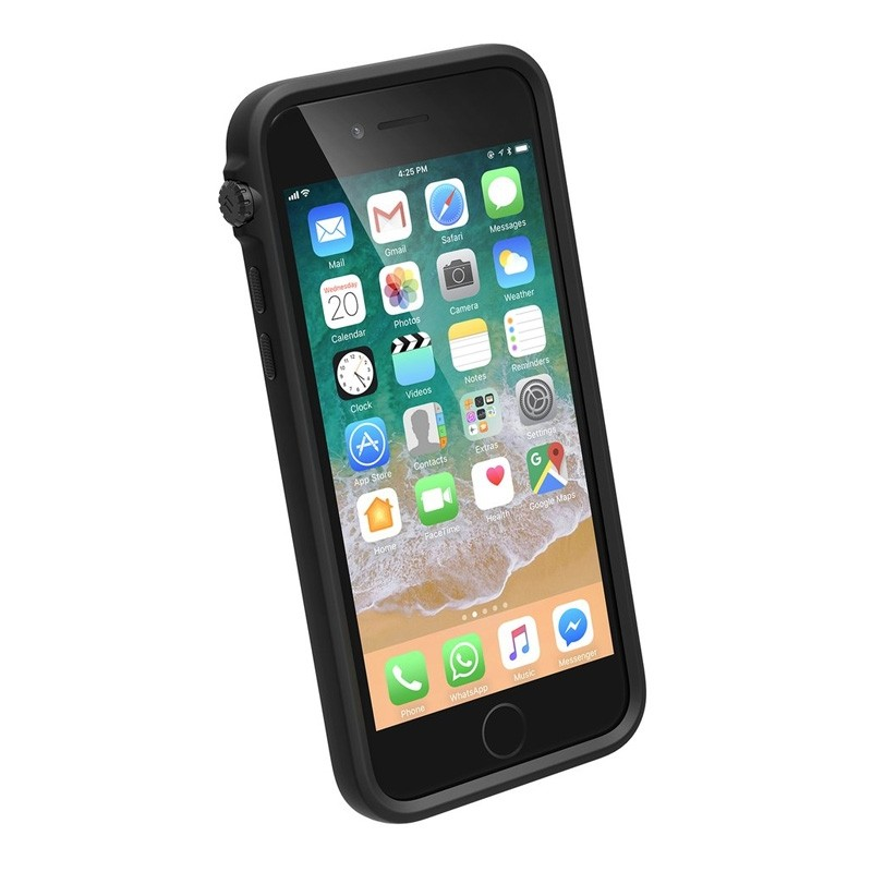 Catayst iPhone 8/7 Impact Protective Case Black - 3