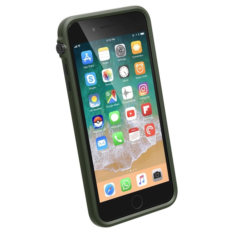 Catalyst iPhone 8 Plus Impact Protective Case Army Green - 4