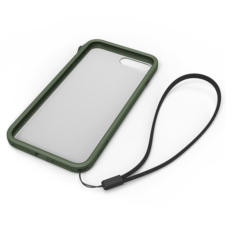 Catalyst iPhone 8 Plus Impact Protective Case Army Green - 3