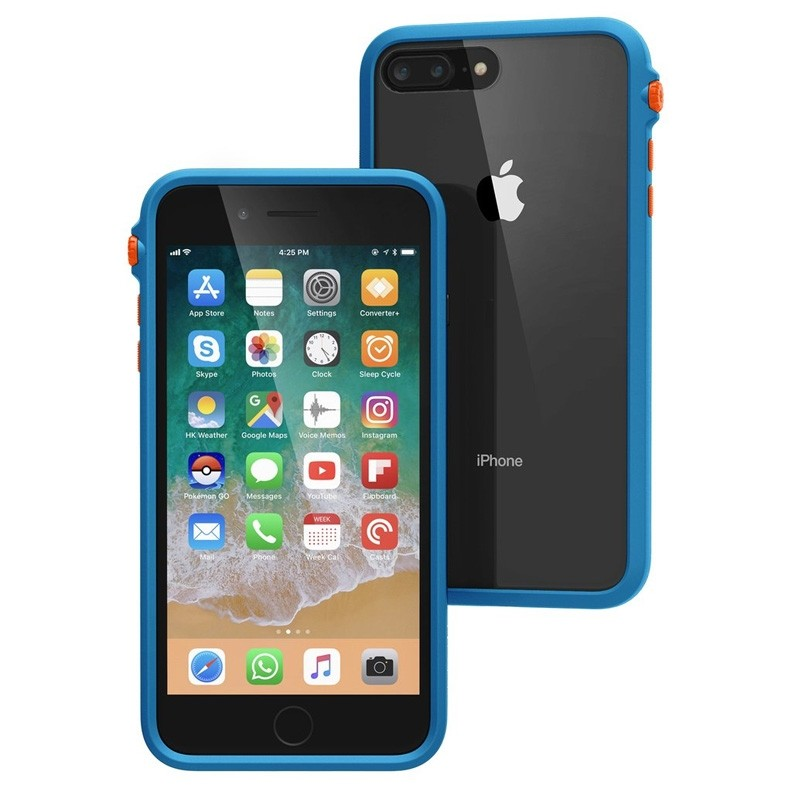 Catalyst iPhone 8 Plus Impact Protective Case Blueridge Blue - 1