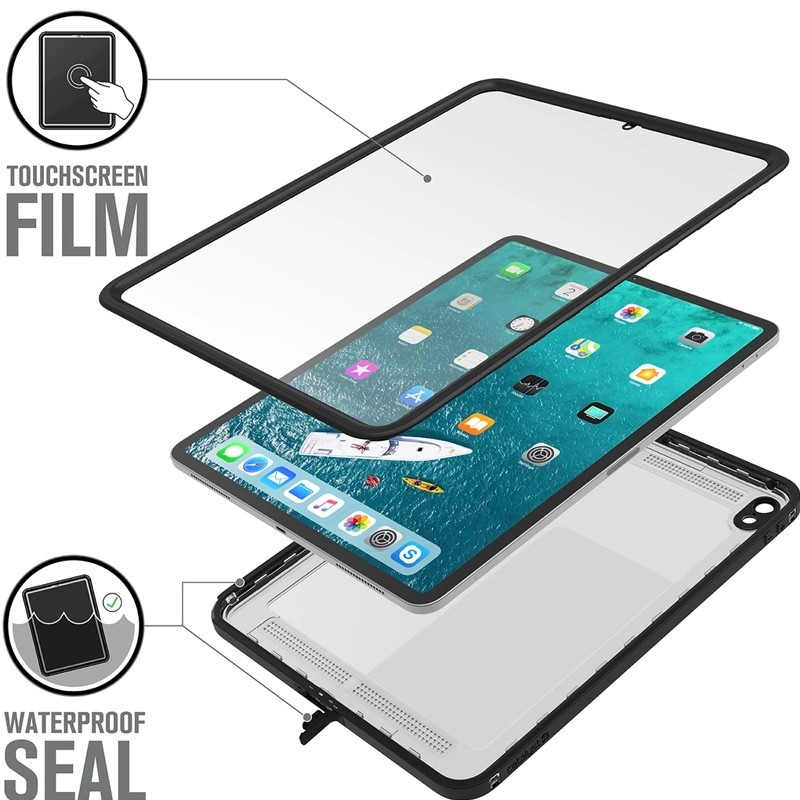Catalyst iPad Pro 12,9 inch (2018) Waterdichte Case - 2