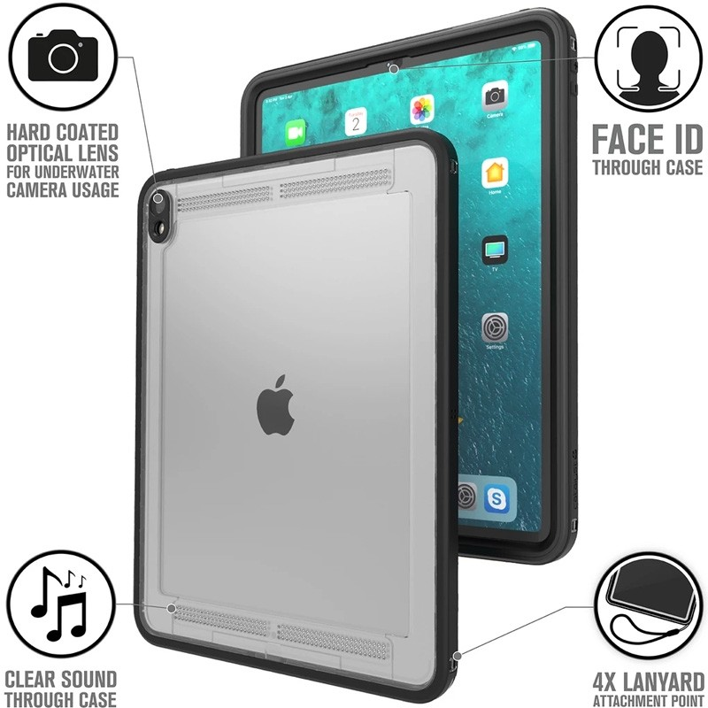 Catalyst iPad Pro 12,9 inch (2018) Waterdichte Case - 6