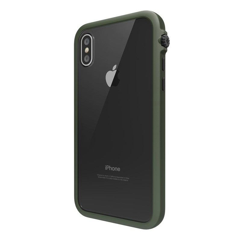 Catayst iPhone X/Xs Impact Protective Case Army Green - 6