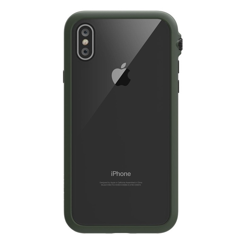 Catayst iPhone X/Xs Impact Protective Case Army Green - 7
