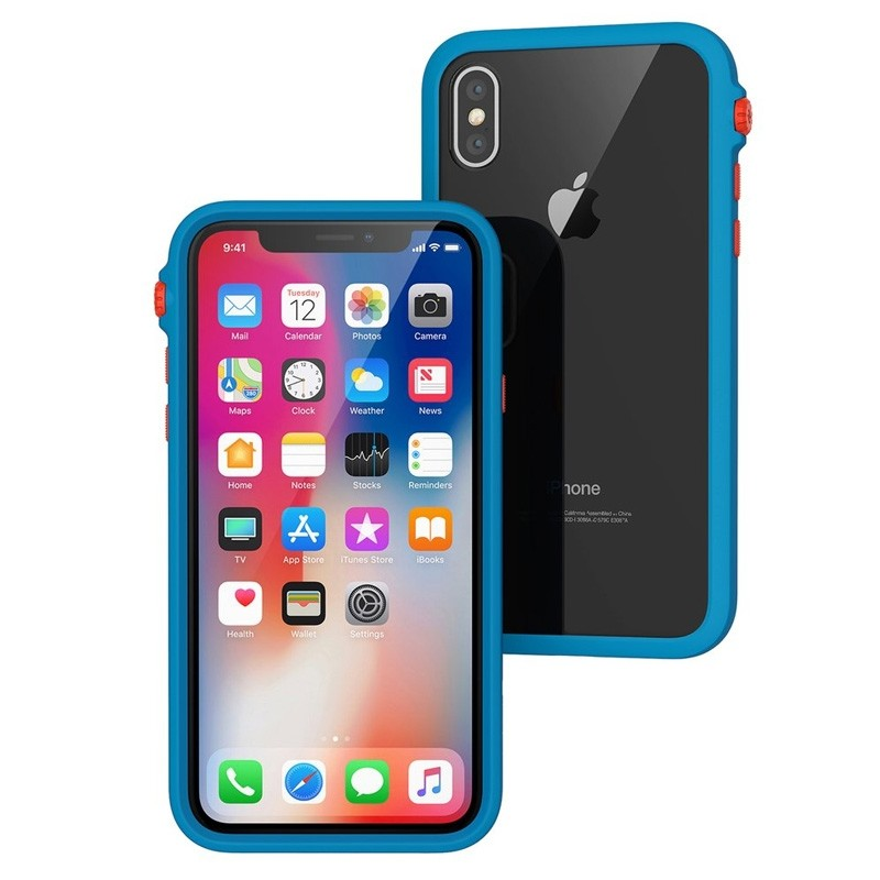 Catayst iPhone X/Xs Impact Protective Case Blueridge Sunset - 1