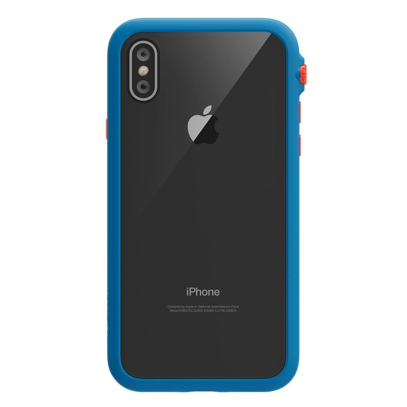 Catayst iPhone X/Xs Impact Protective Case Blueridge Sunset - 7