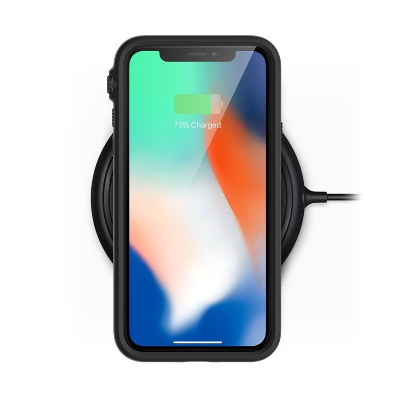 Catayst iPhone X/Xs Impact Protective Case Black - 2