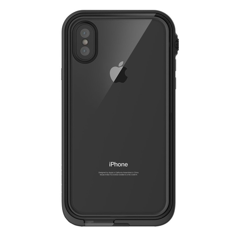 Catayst iPhone X/Xs Waterproof Case Black - 1