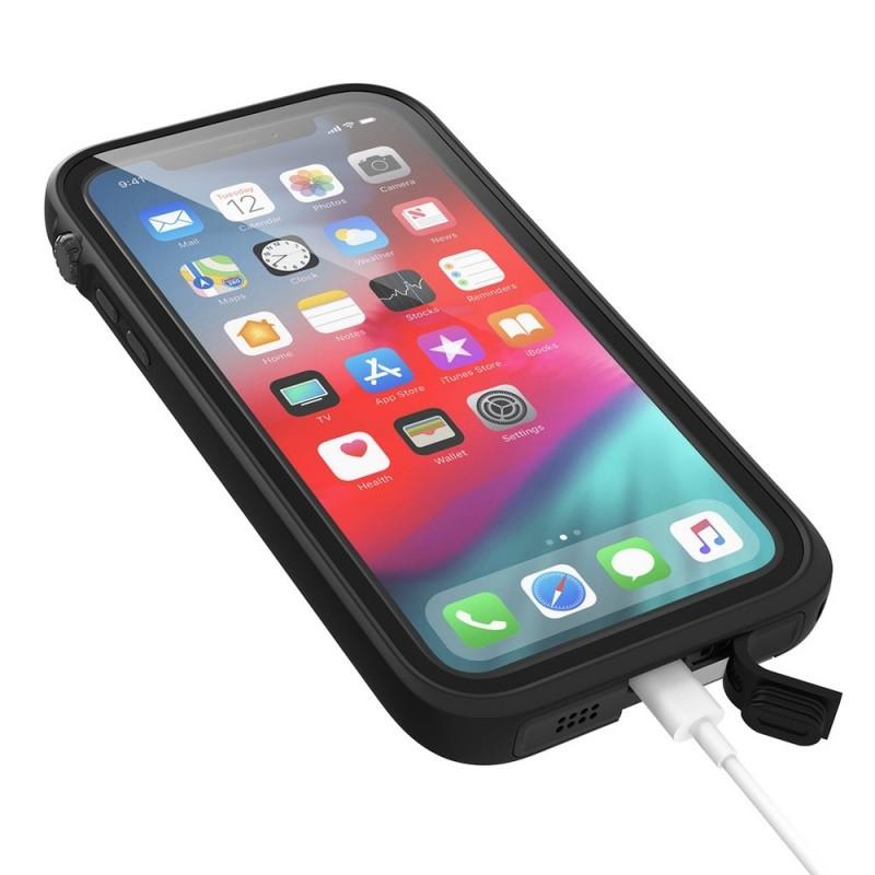 Catalyst Waterproof Case iPhone XS Max Zwart - 4
