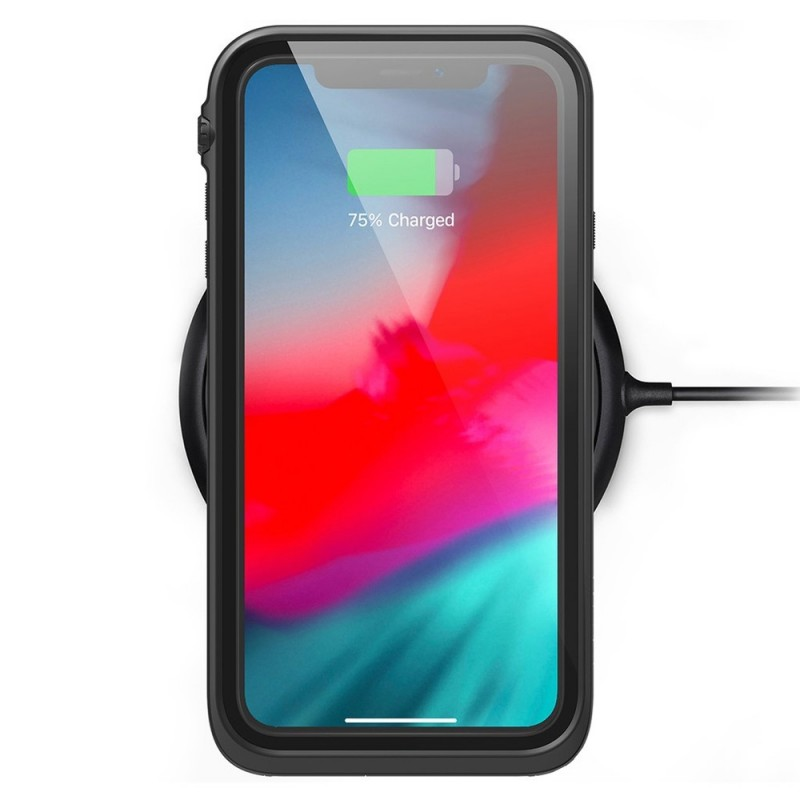 Catalyst Waterproof Case iPhone XS Max Zwart - 2