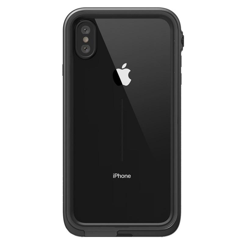 Catalyst Waterproof Case iPhone XS Max Zwart - 7