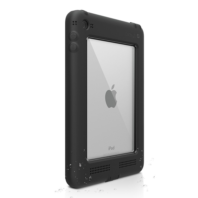 Catalyst Waterproof Case iPad mini (2019), iPad mini 4 Black/Clear - 2