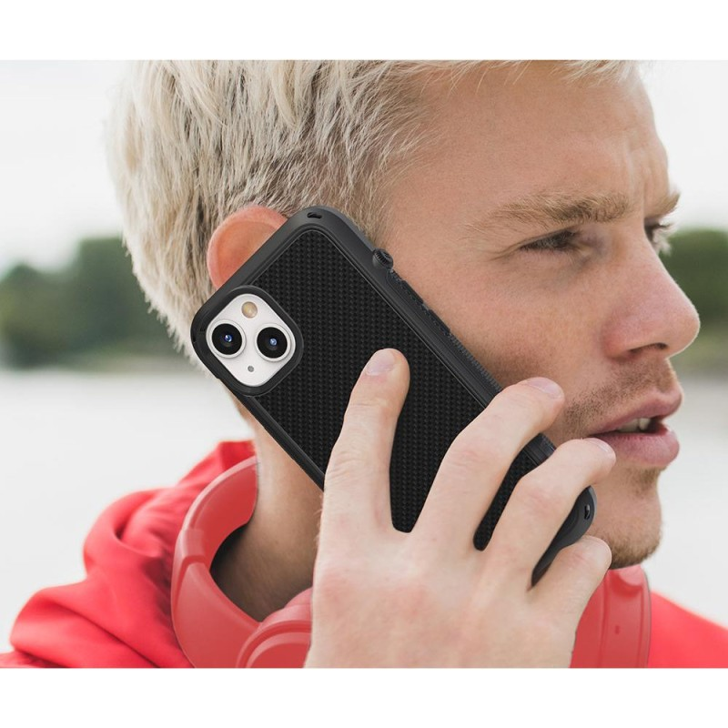 Catalyst Vibe Case MagSafe iPhone 13 Mini Zwart 06