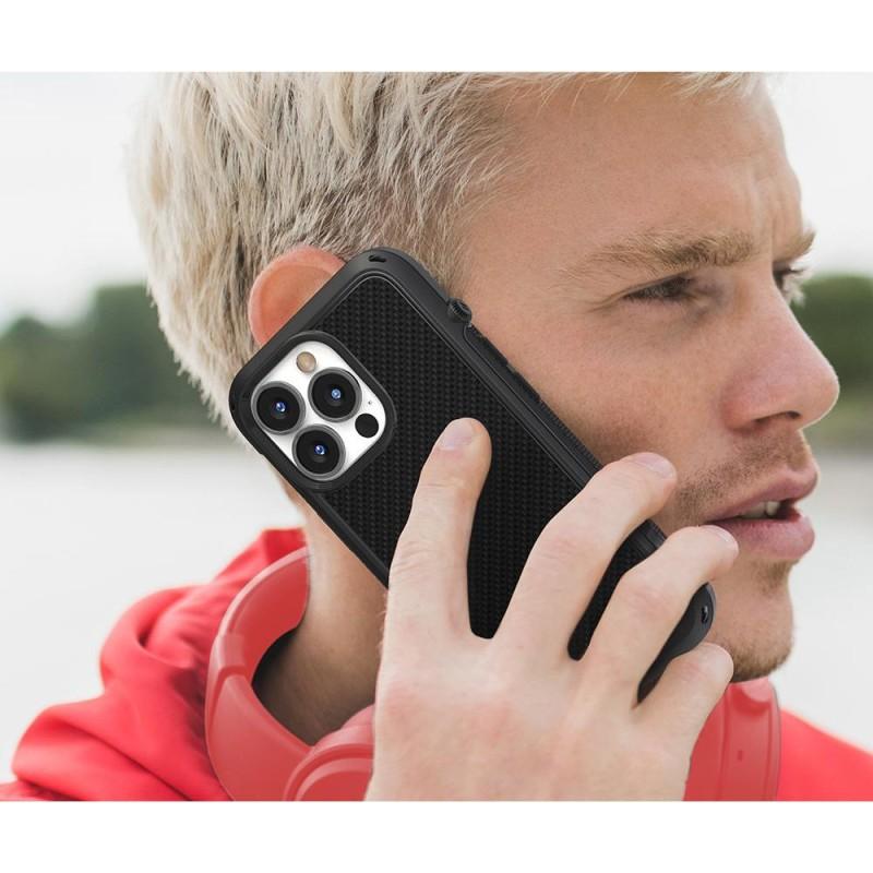 Catalyst Vibe Case MagSafe iPhone 13 Pro Zwart 06