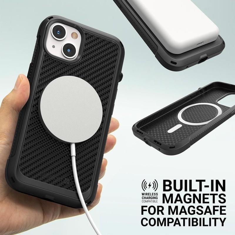 Catalyst Vibe Case MagSafe iPhone 13 Zwart 02