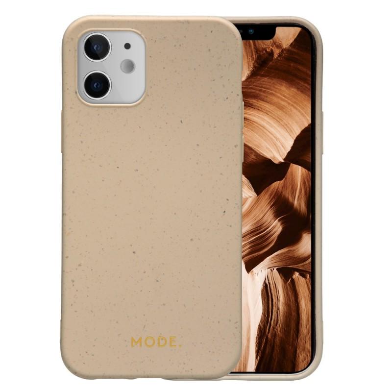 Dbramante1928 Barcelona iPhone 12 Mini Sahara Sand - 1