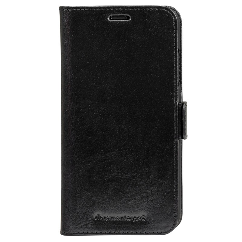 Dbramante1928 Copenhagen iPhone XR Wallet Zwart 01
