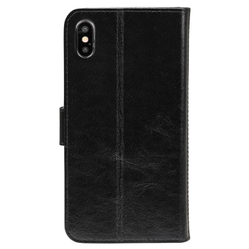 Dbramante1928 Copenhagen iPhone XR Wallet Zwart 06
