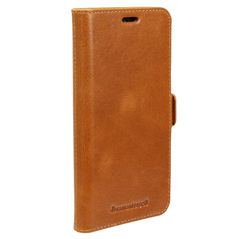Dbramante1928 Copenhagen iPhone XR Wallet Bruin 02