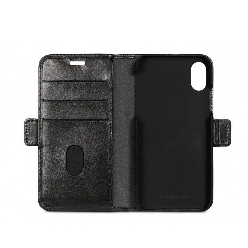DBramante1928 Copenhagen 2 Wallet Hoes iPhone X/Xs Zwart 10