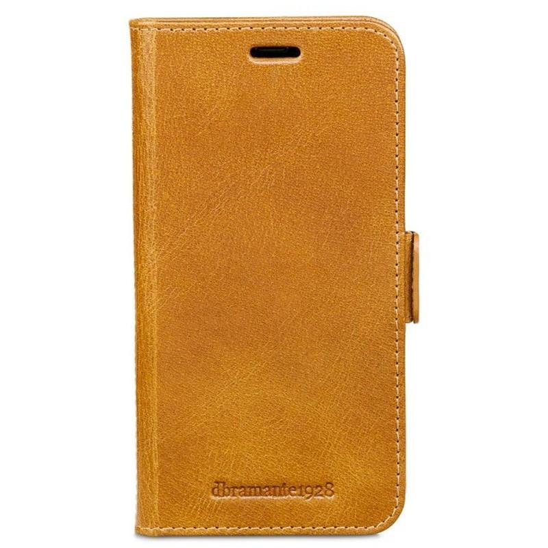 DBramante1928 Copenhagen 2 Wallet Hoes iPhone X/Xs Bruin 01