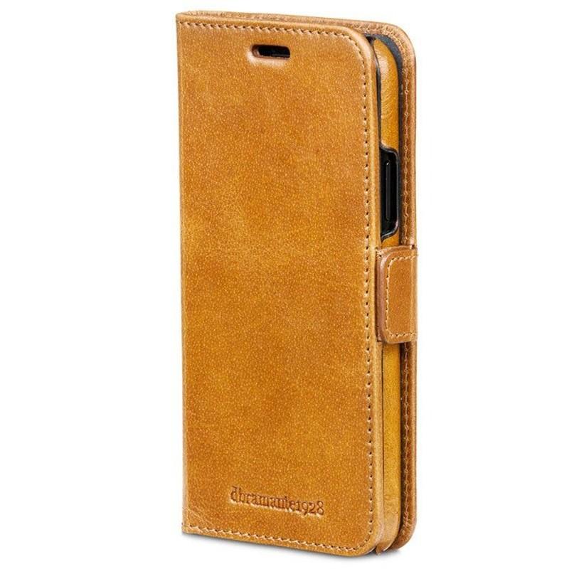 DBramante1928 Copenhagen 2 Wallet Hoes iPhone X/Xs Bruin 02