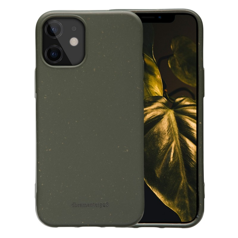 Dbramante1928 Grenen iPhone 12 Mini Groen - 1