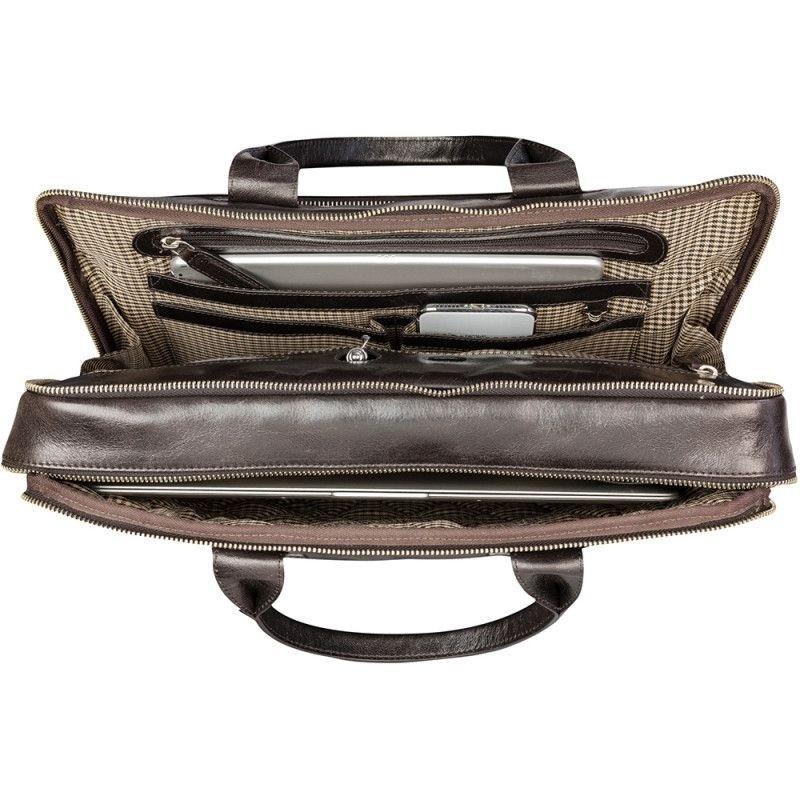 Dbramante1928 Kronborg Lederen Laptoptas 16 inch Dark Brown - 3