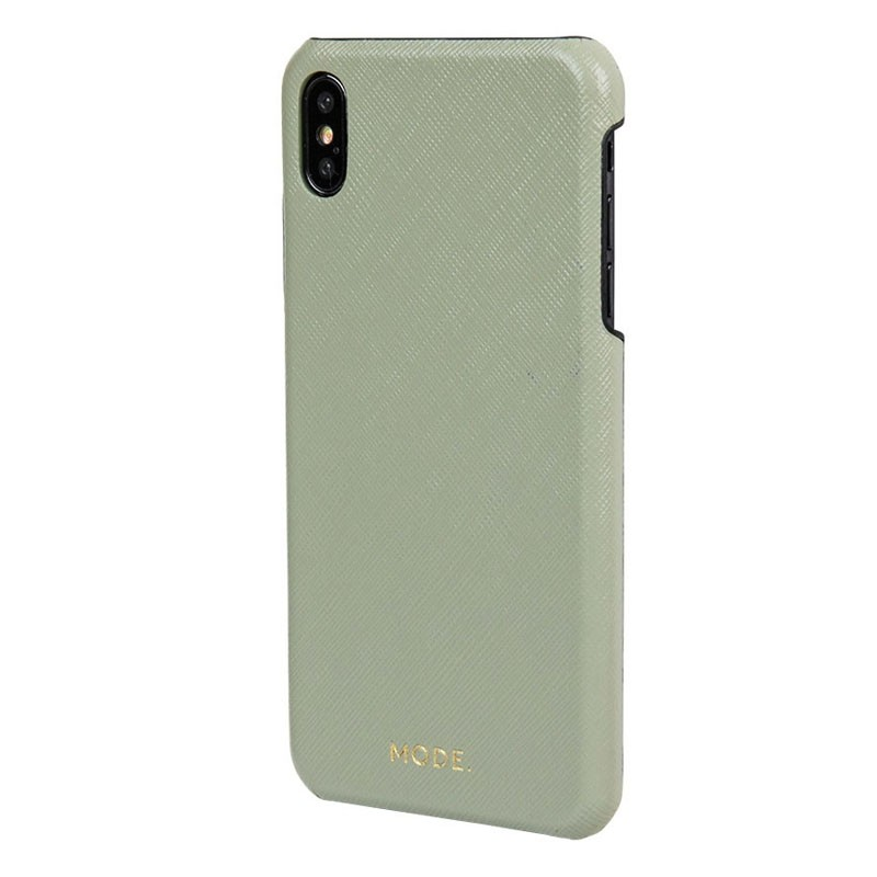 Dbramante1928 London iPhone X/XS Misty Mint - 1