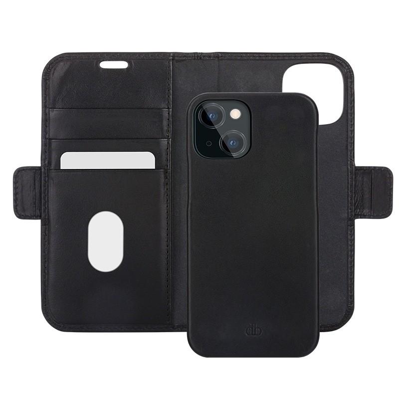 Dbramante1928 Lynge iPhone 13 Mini Zwart - 1