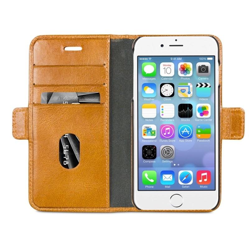 DBramante1928 - Detachable Wallet Case Lynge iPhone 7 Brown - 2