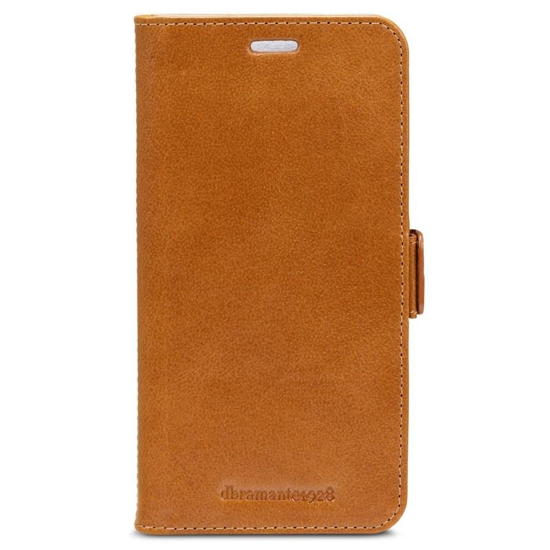 Dbramante1928 Lynge 2 iPhone XS Max Hoesje Bruin 04