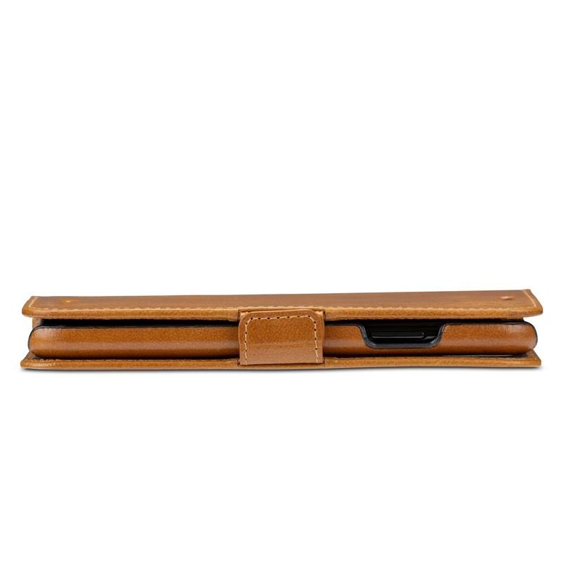 Dbramante1928 Lynge 2 iPhone XS Max Hoesje Bruin 06