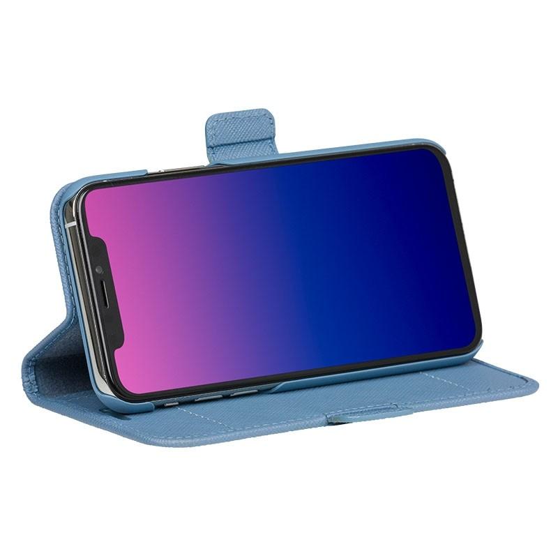 Dbramante1928 Milano Wallet iPhone 11 Pro Nightfall Blue - 1
