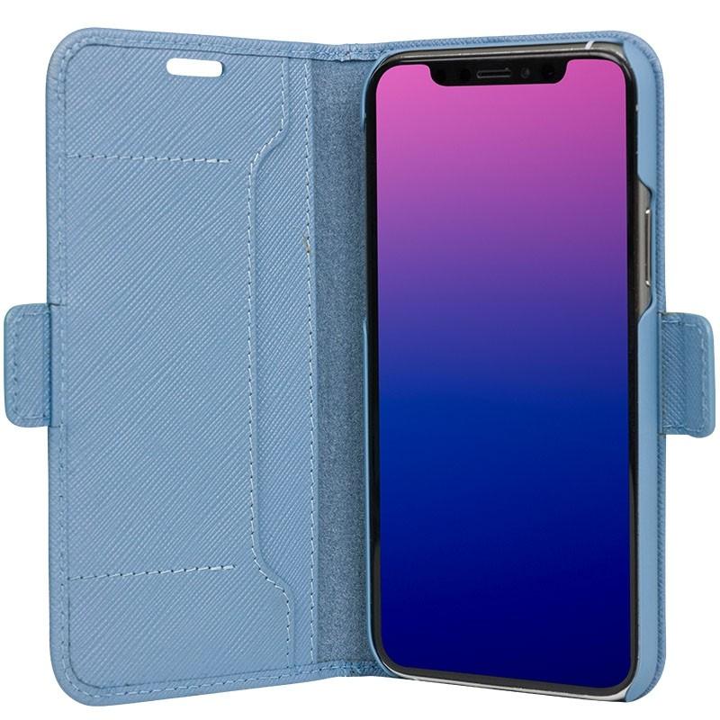 Dbramante1928 Milano Wallet iPhone 11 Pro Nightfall Blue - 4