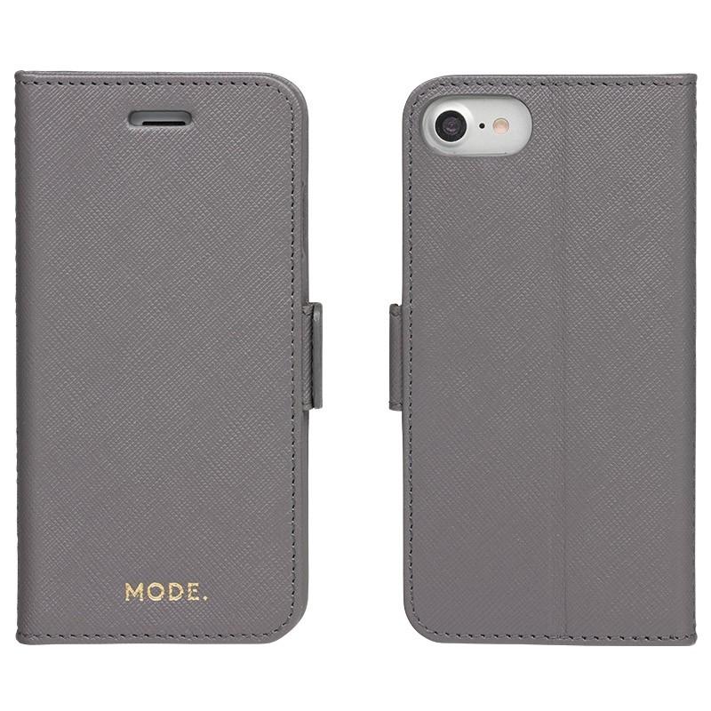 Dbramante1928 Milano Mode iPhone SE (2020)/8/7/6S/6 Shadow Grey - 3