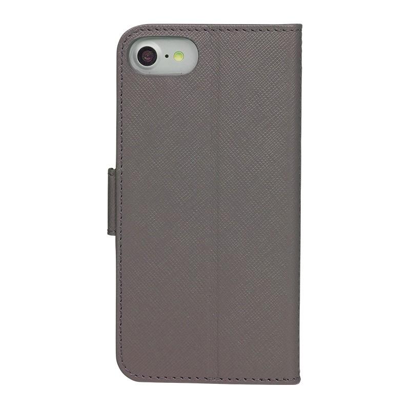 Dbramante1928 Milano Mode iPhone SE (2020)/8/7/6S/6 Shadow Grey - 5
