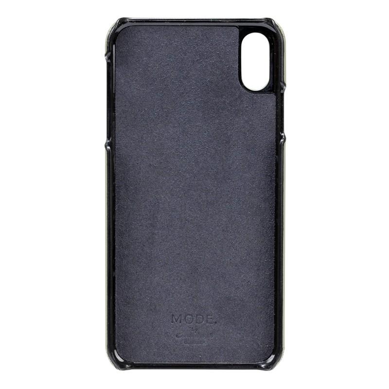 Dbramante1928 London iPhone XR Hoesje Olijf 04