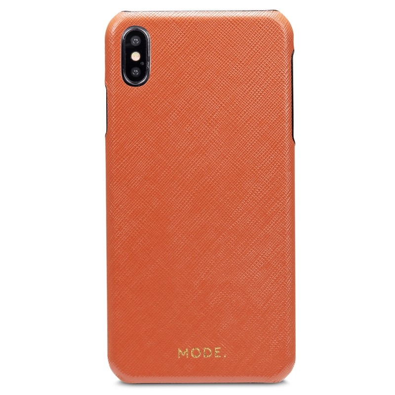 Dbramante1928 London iPhone XS Max Hoesje Rust Rose 01