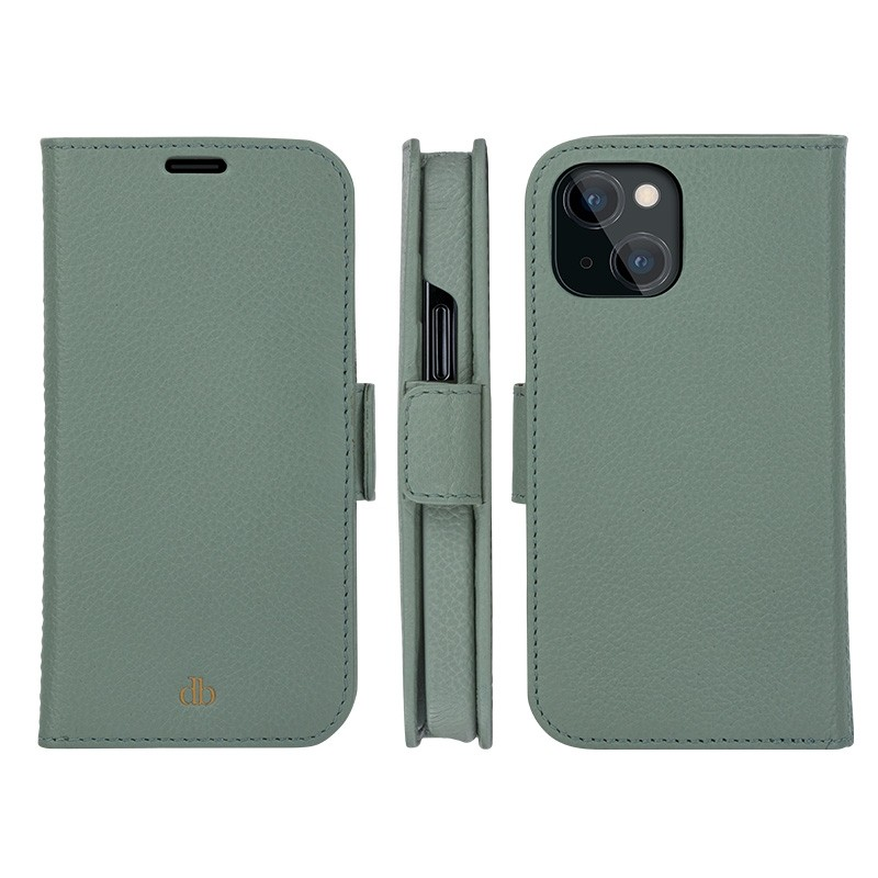 Dbramante1928 New York iPhone 13 Groen - 2