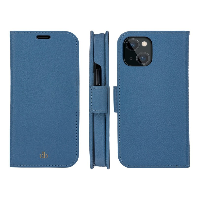 Dbramante1928 New York iPhone 13 Blauw - 3
