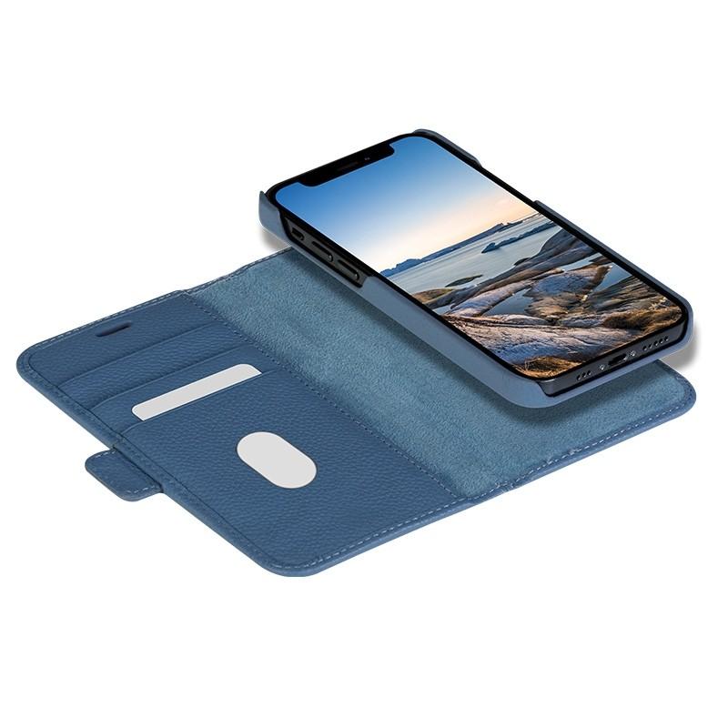 Dbramante1928 New York iPhone 13 Blauw - 2