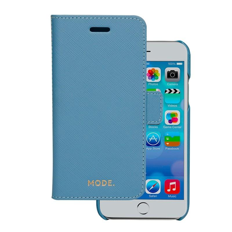 Dbramante1928 New York iPhone SE (2020)/8/7/6S/6 Nightfall Blue - 1