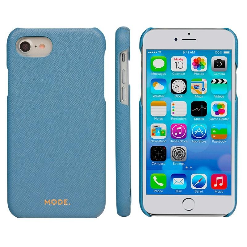 Dbramante1928 New York iPhone SE (2020)/8/7/6S/6 Nightfall Blue - 2
