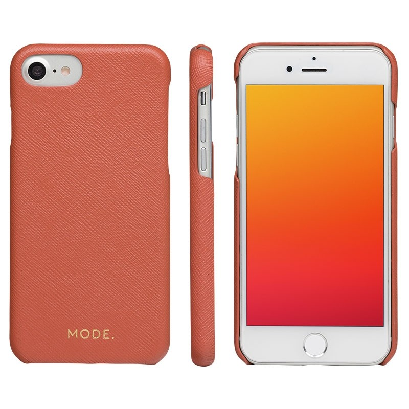 Dbramante1928 New York iPhone SE (2020)/8/7/6S/6 Rusty Rose - 7