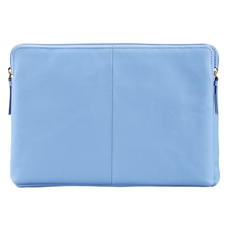 dbramante1928 Paris MacBook Air 13 inch Sleeve Forever Blue - 4