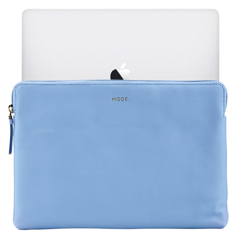 dbramante1928 Paris MacBook Air 13 inch Sleeve Forever Blue - 5