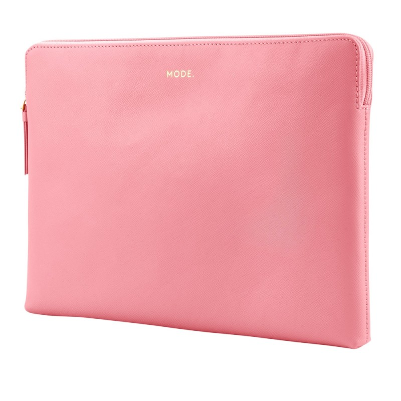 dbramante1928 Paris MacBook Air 13 inch Sleeve Lady Pink - 1